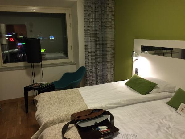 Emma Dalman Heartcore Upplands Väsby hotell