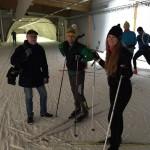 Emma Dalman Heartcore skidtunneln med Birger