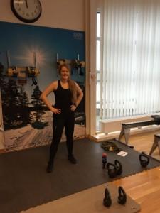 Gym intervallpass 1