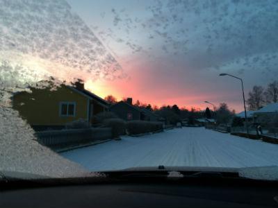 Vintermorgon 1
