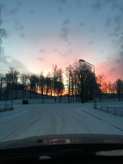Vintermorgon 2