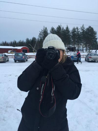 AnnaCarin Windh, frilans journalist