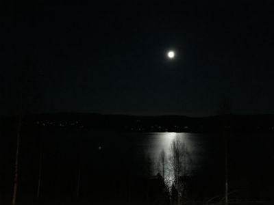 Månsken över Fryken