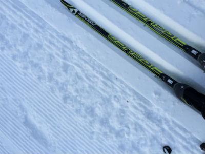 Skidor Hovfjället