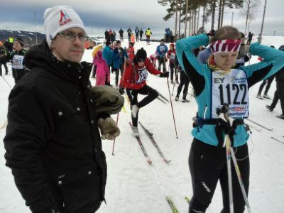 Snart start i Skinnarloppet 2015