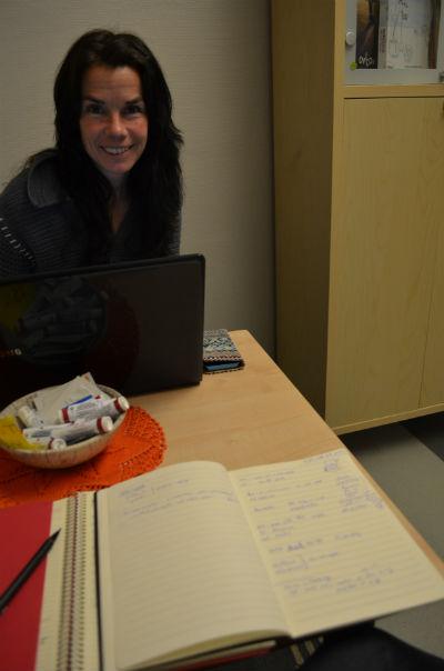 Marina dietist inför Vasaloppet