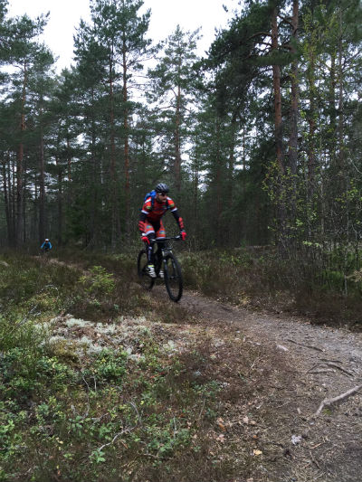 Mountainbike 2