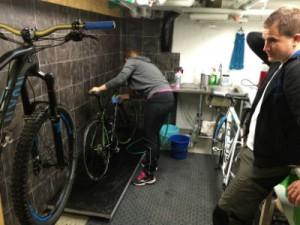 Cykeltvätt 1