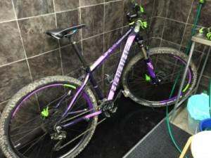Cykeltvätt 3