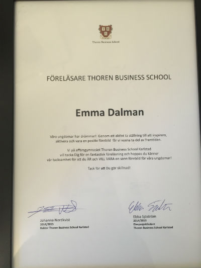 Diplom Thoren Business School