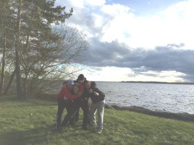 Kravträning utomhus 4 - Bergvik 3