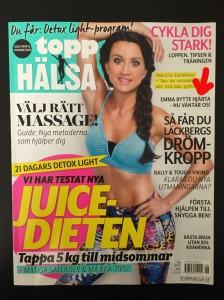 ToppHälsa cover