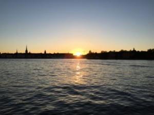 Vacker majkväll i Stockholm 3