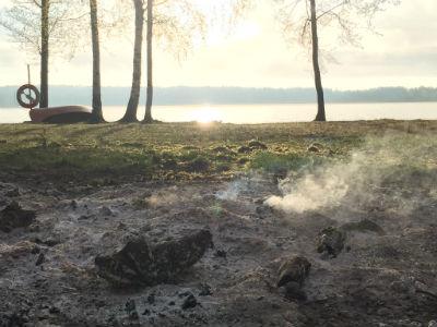 Valborgsglöd