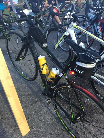 4.6 Lagad cykel