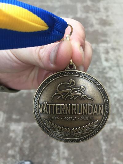 9. Medalj