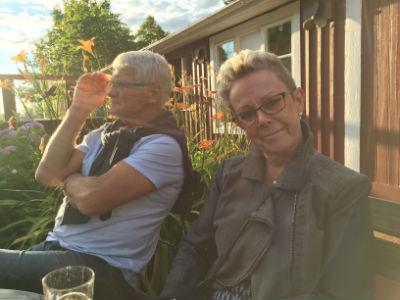 Mamma och pappa på TopCats